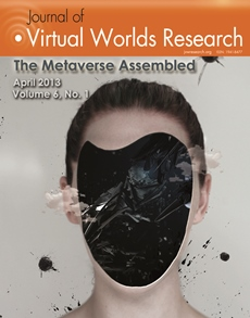 The Metaverse Assembled 2013 cover by Nelson Fernandes